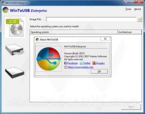 WinToUSB Enterprise Activation