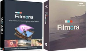 WonderShare Filmora Registration