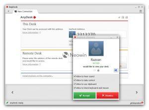 AnyDesk Premium 4.2.3 Crack + License Key Full Version