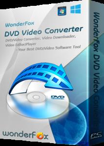 WonderFox DVD Video Converter 17.1 Crack with Keygen Full Free Download!