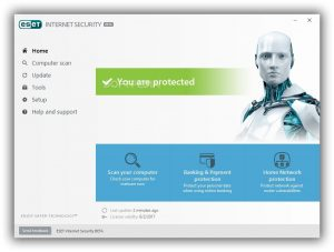 ESET NOD32 AntiVirus Activation
