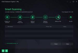 IObit Pro Uninstaller 8.3.0.11 Crack + Key 2019