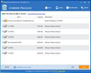 MiniTool Power Data Recovery 8.5 Crack