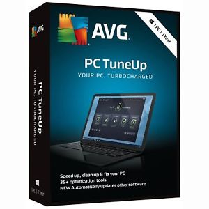 AVG PC TuneUp Activation