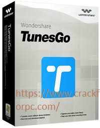 Wondershare TunesGo 2020 Crack 9.8.2.44 With License Key